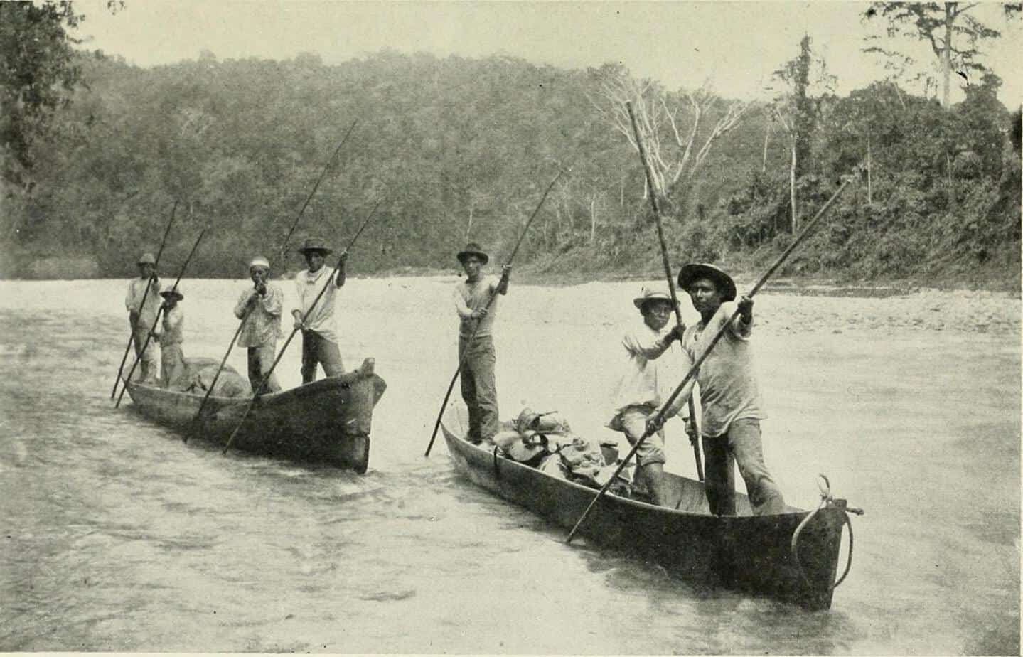 Early 1900s Costa Rica