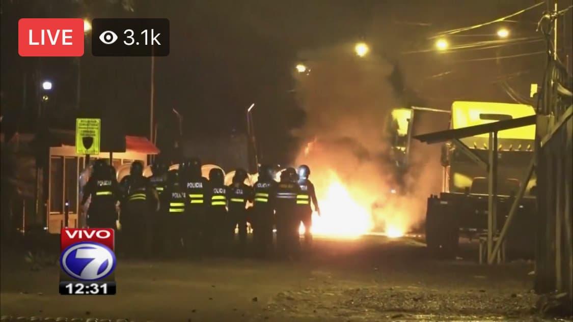 Channel 7 TV News screenshot