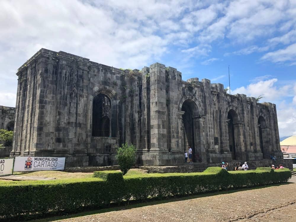 Santiago Apóstol Parish Ruins