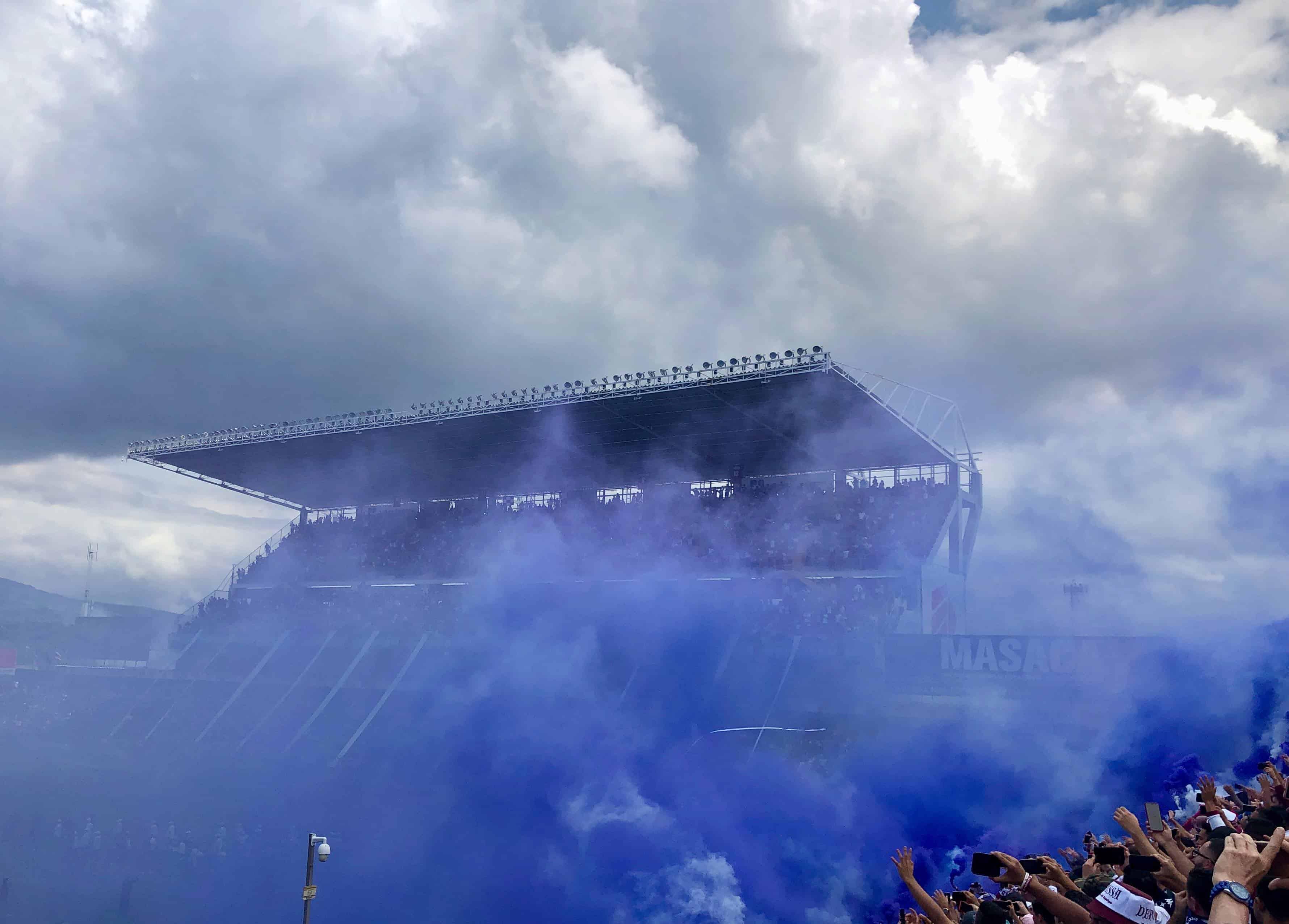 Saprissa vs. Liga Deportiva Alajuelense