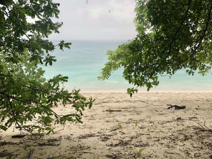 Playa Conchal in Guanacaste