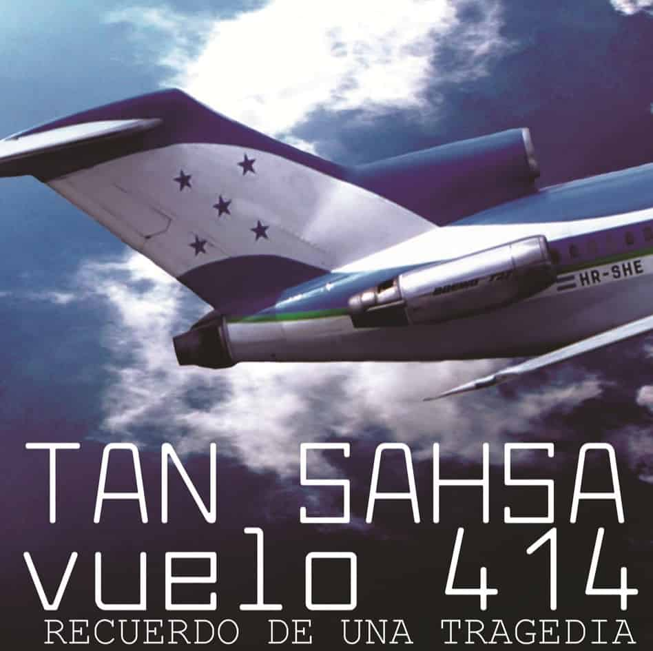 Tan-Sahsa Flight 414