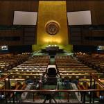Room of the UN General Assembly