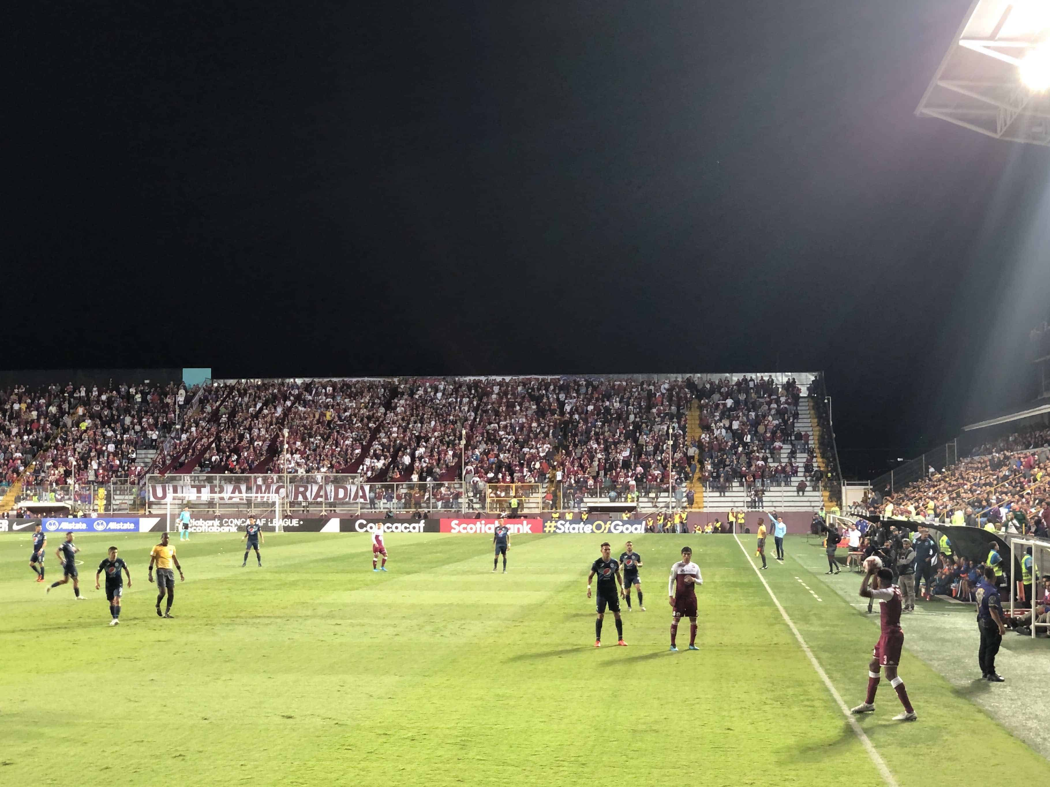 Ricardo Saprissa Stadium
