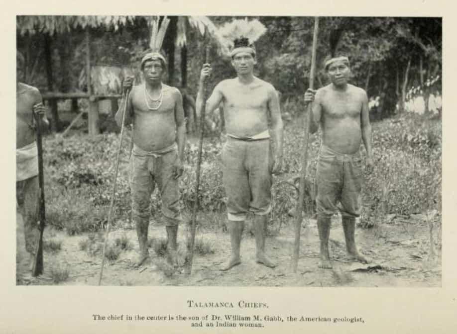 Talamanca chiefs