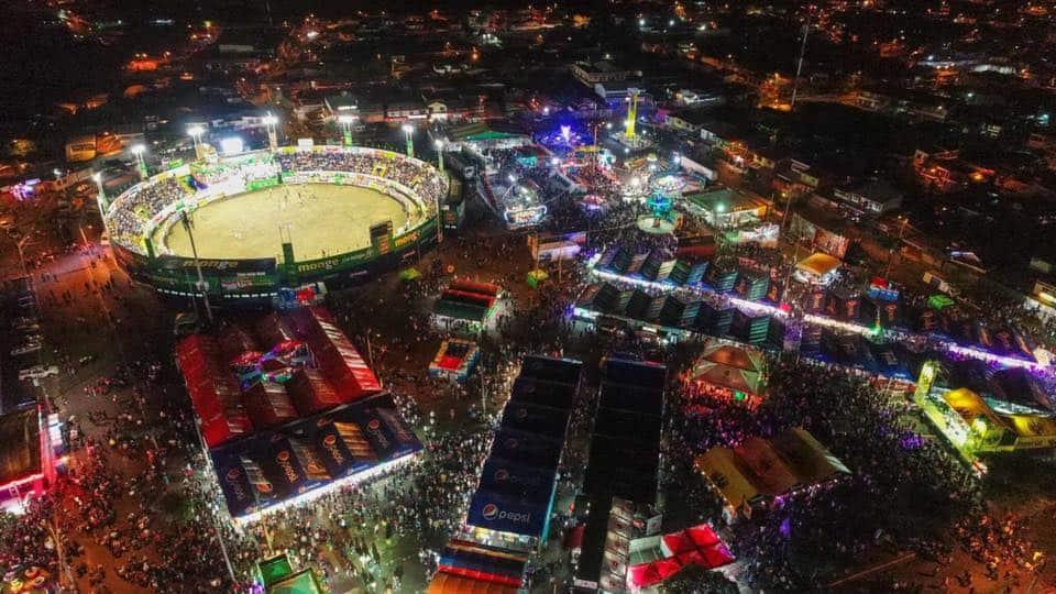 Fiestas de Zapote 2019-20