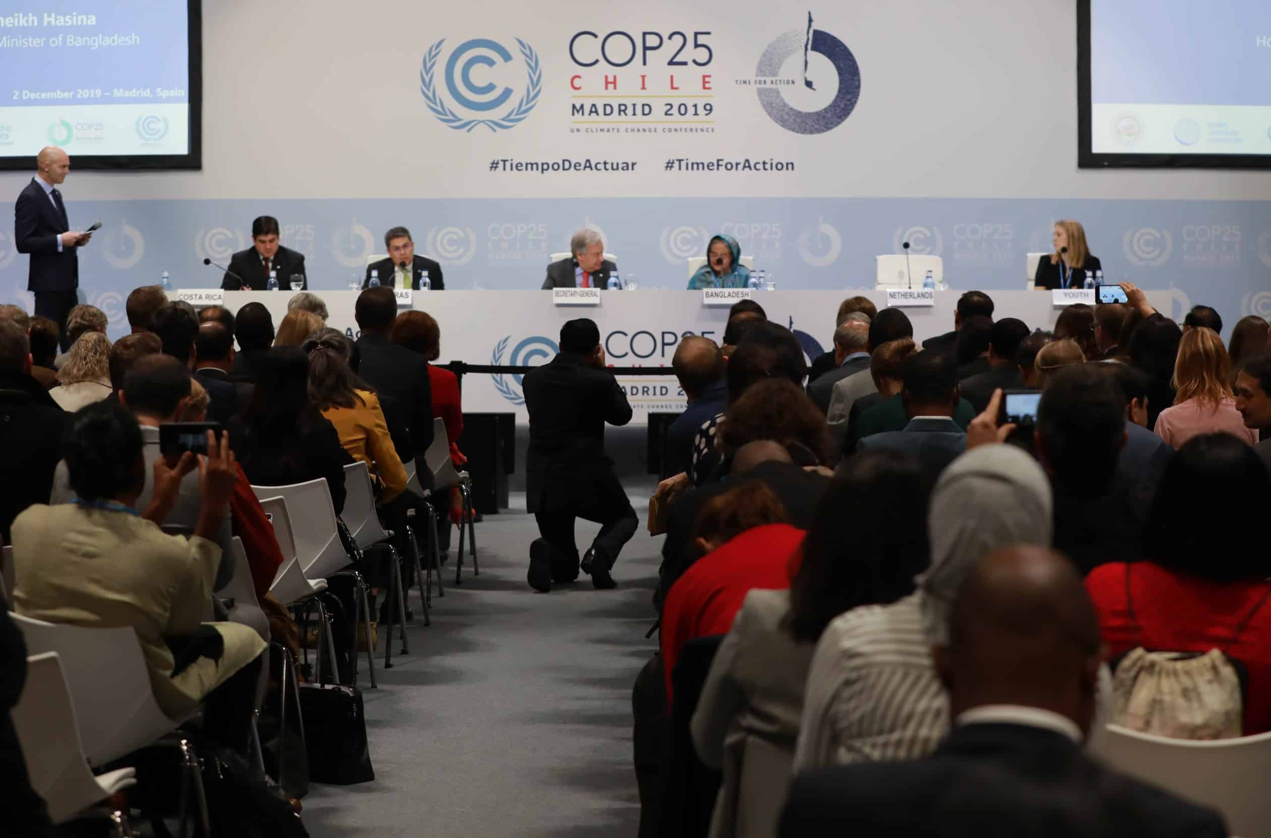Climate Vulnerability Forum at COP25