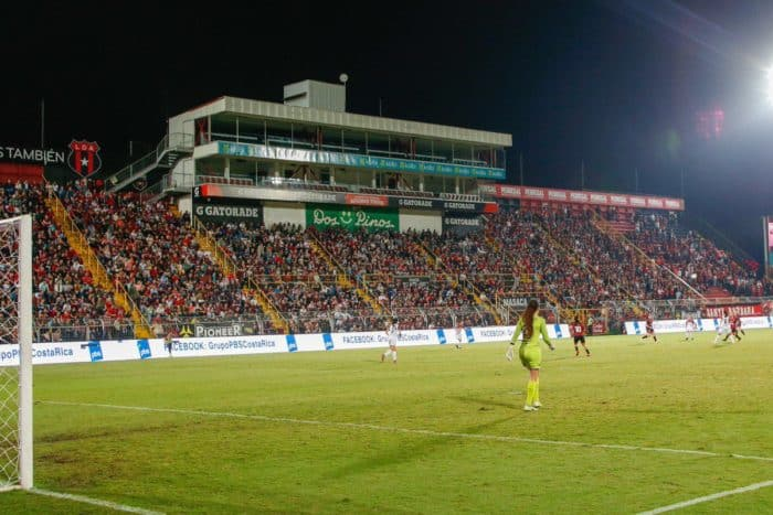 Costa Rica passes law against racism and violence in stadiums