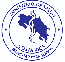 Costa Rica Ministry of Health logo