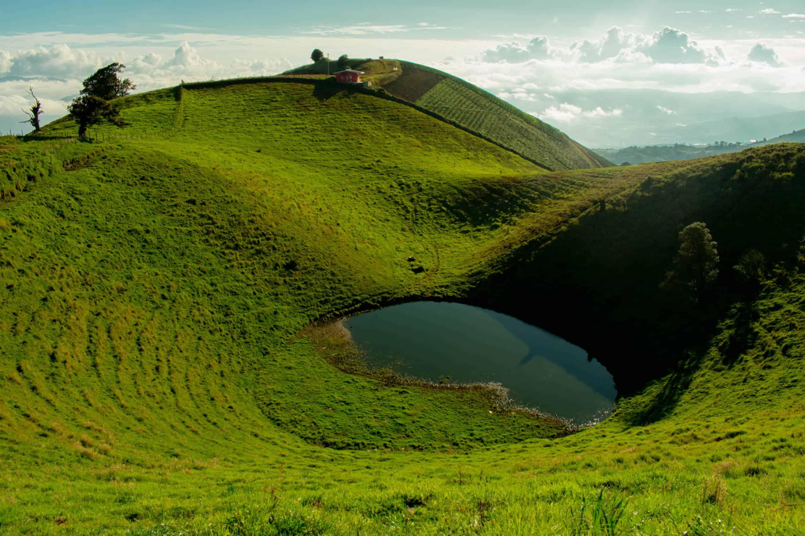 Cerro Pasquí, Cartago, Costa Rica