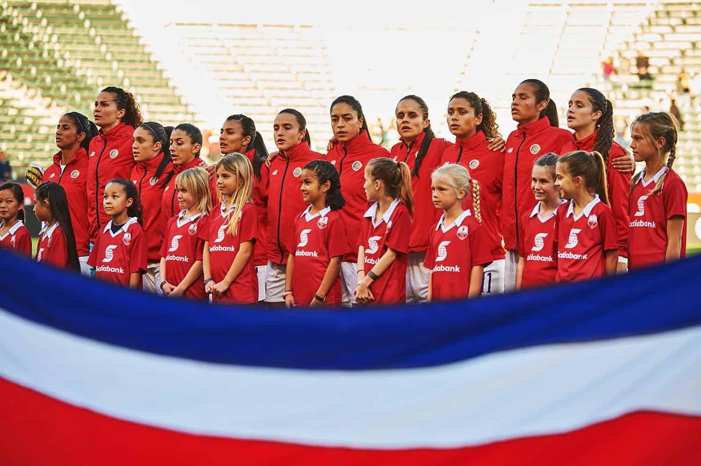 Costa Rica women's national soccer team