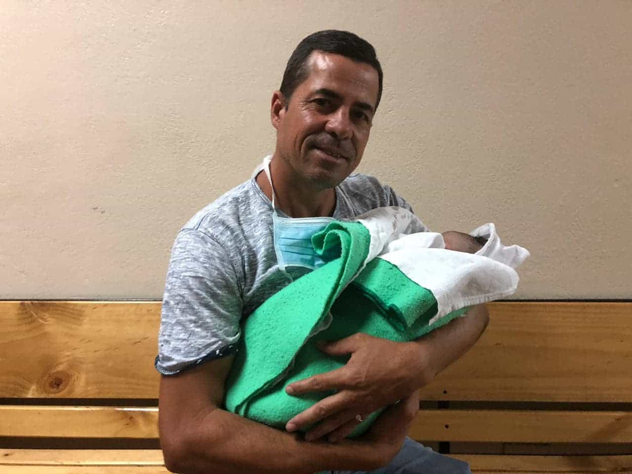 IVF birth in Costa Rica