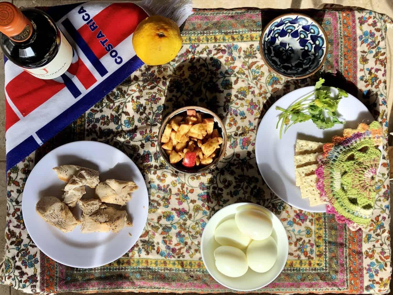 Costa Rica Passover seder