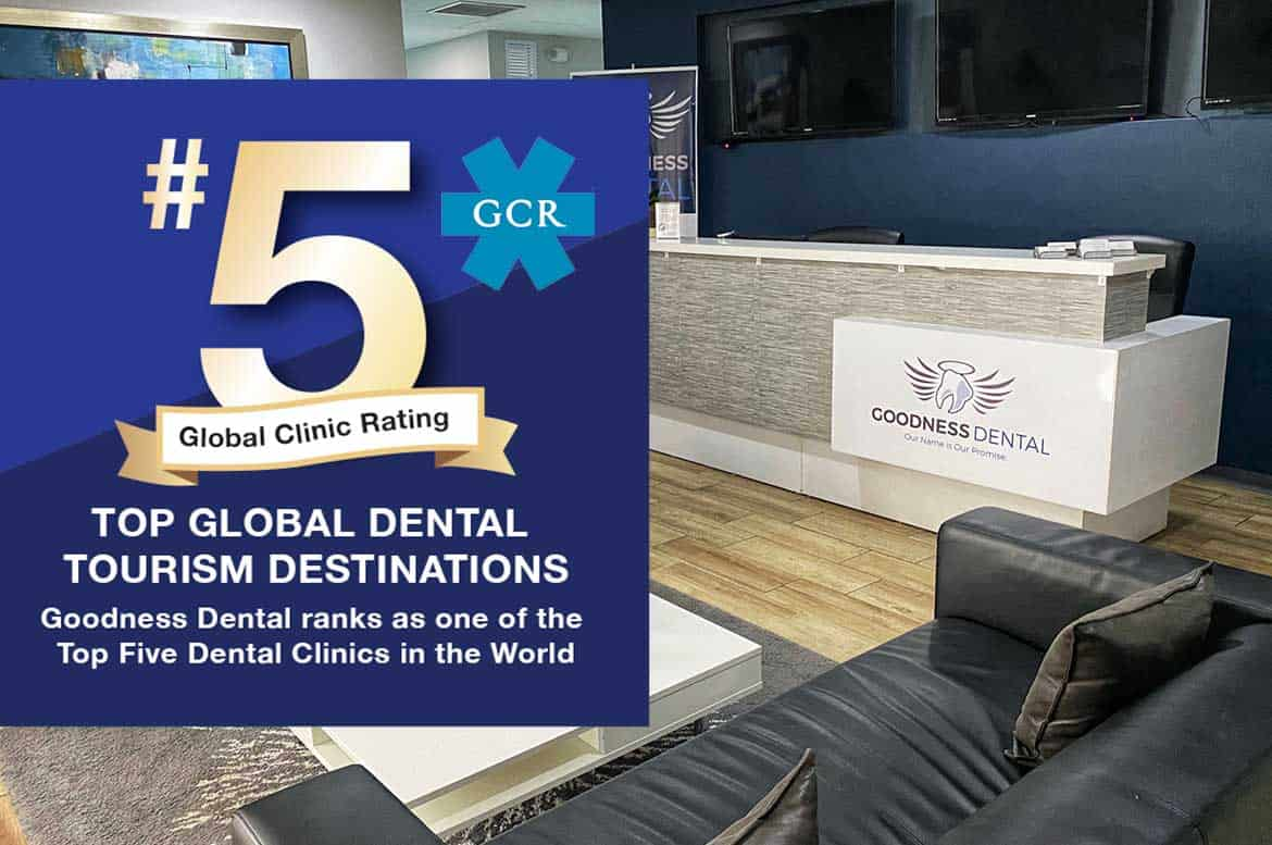 Goodness Dental in Costa Rica ranks among the best dental clinics