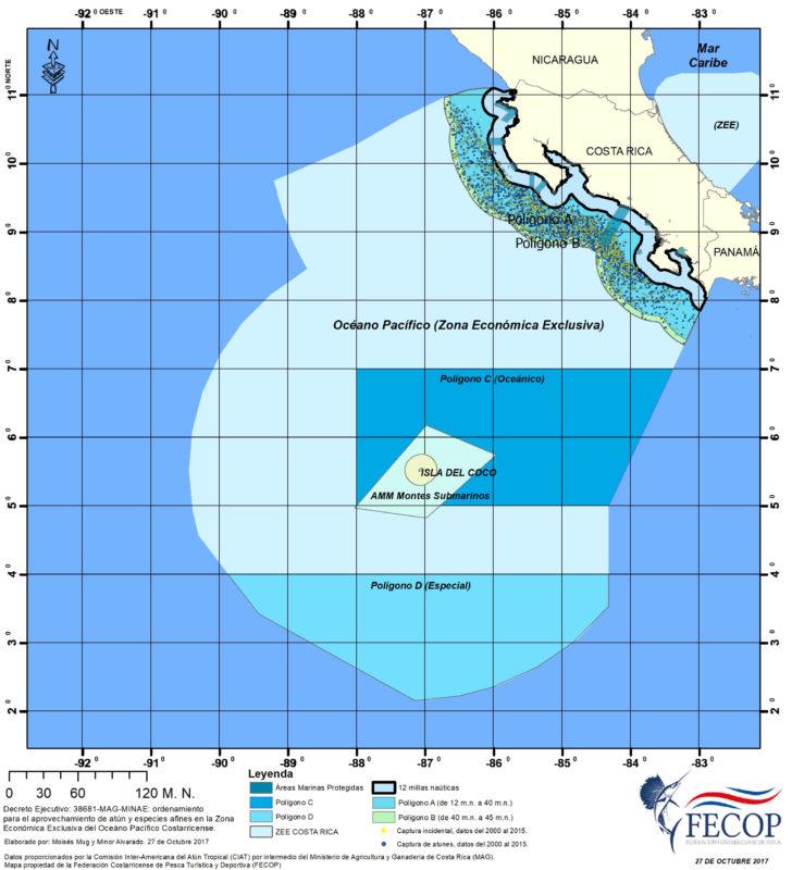 Tuna map