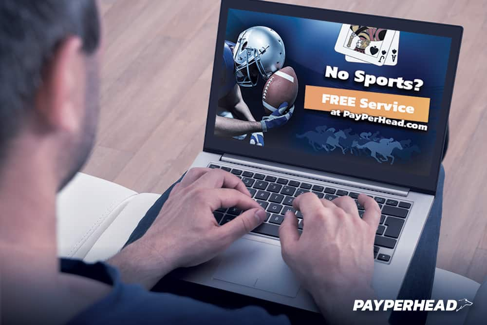 PayPerHead is offering free sportsbook software so bookies can weather the sports shutdown.