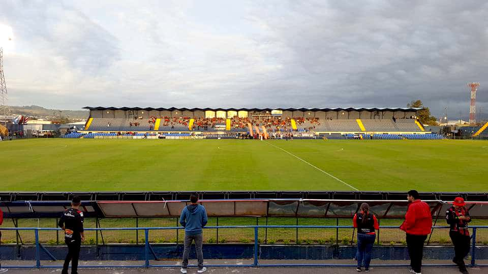 "Estadio José Rafael ""Fello"" Meza."