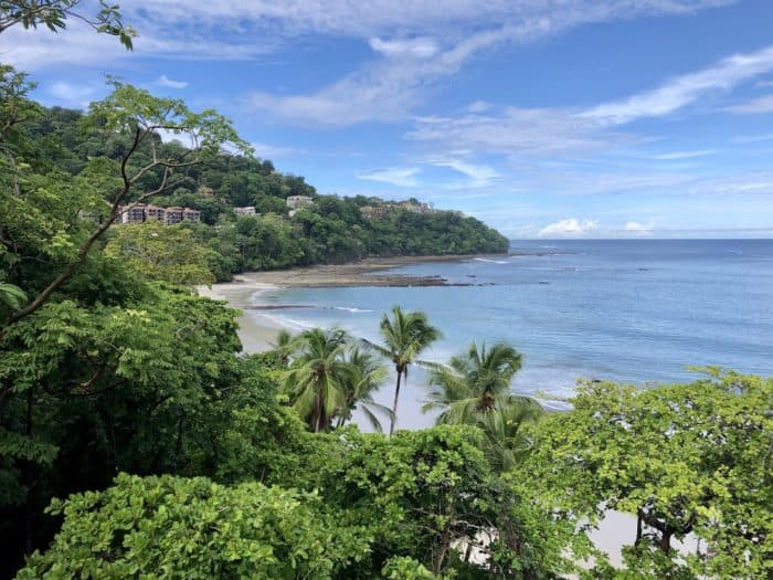Costa Rica's cleanest beaches get blue flags