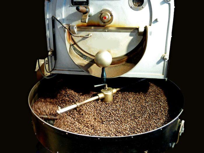 Roasting Costa Rica Coffee