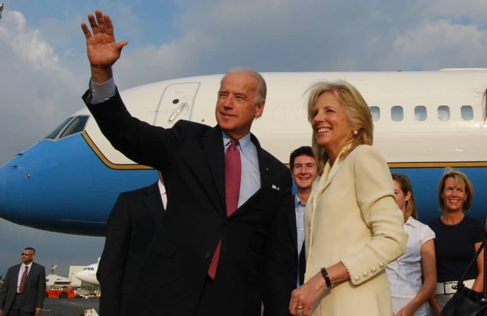 Joe Biden visited Costa Rica in 2009.