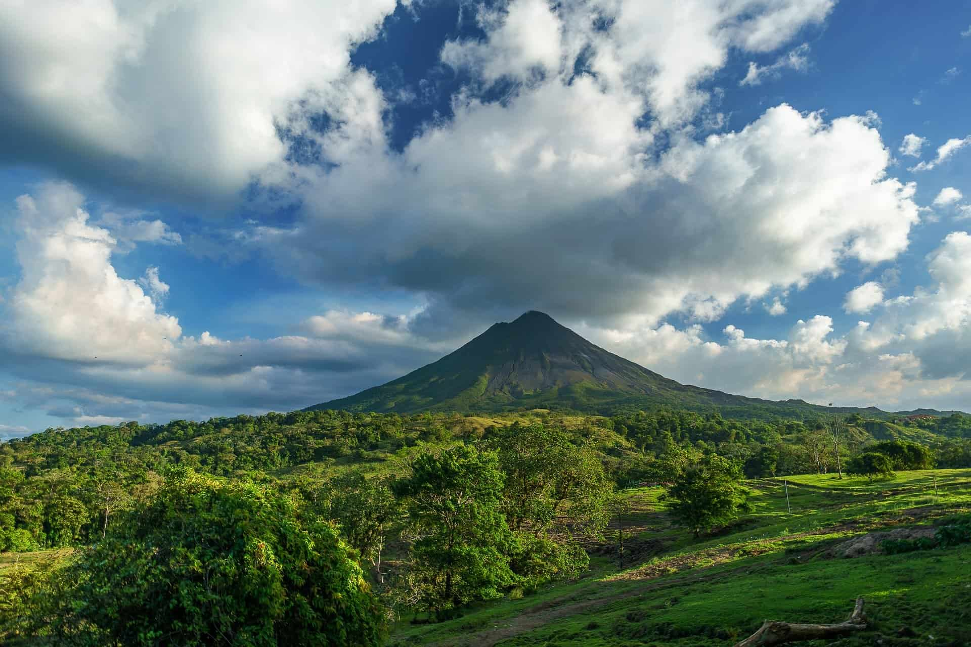 Arenal Volcano National Park.