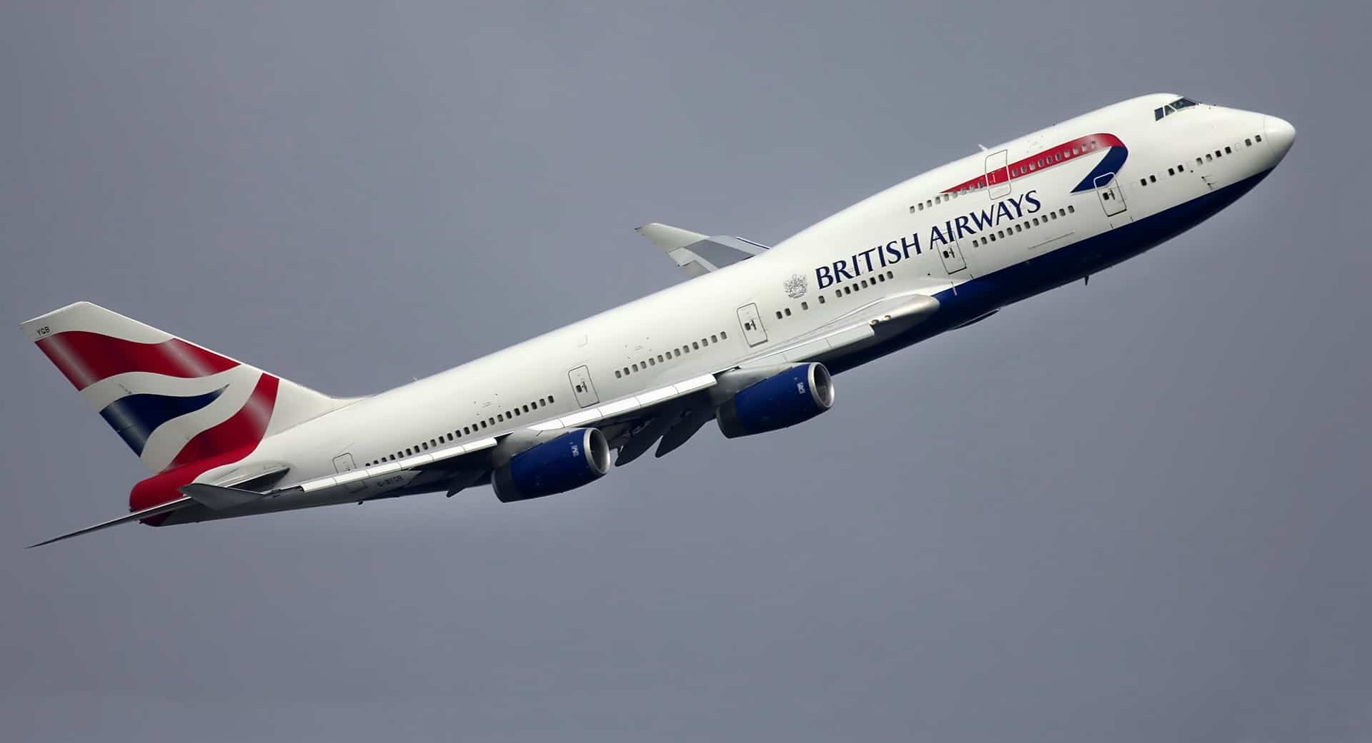 A British Airways Boeing 747. Photo for illustrative purposes.