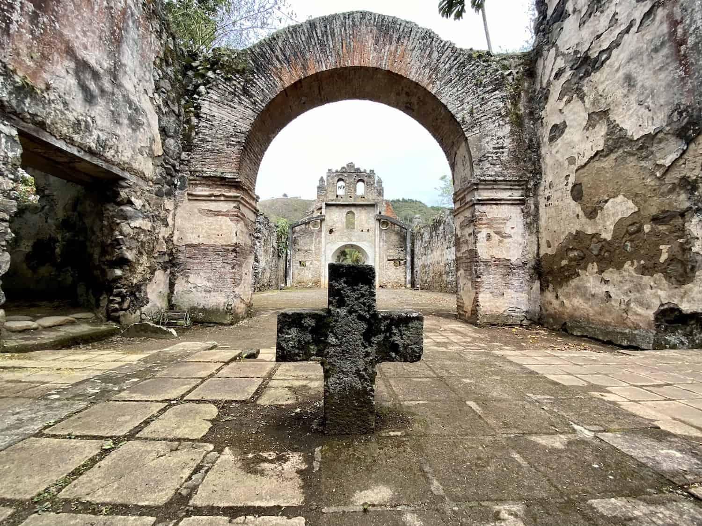 The Ruinas de Ujarrás in Costa Rica.