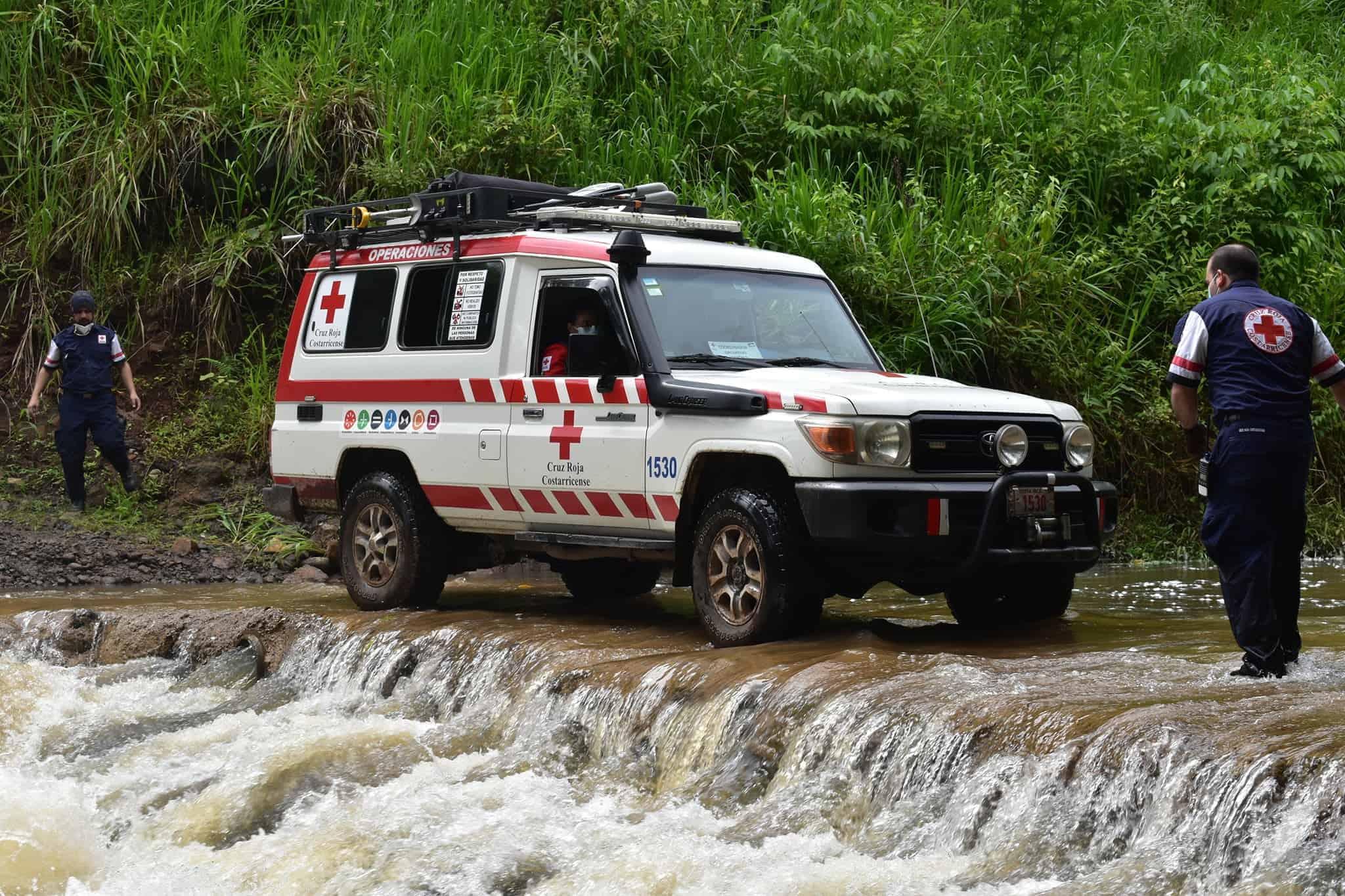Red Cross Costa Rica