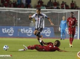 Celso Borges and Costa Rica battled to a 0-0 draw against Panama in the first match of World Cup qualifying.