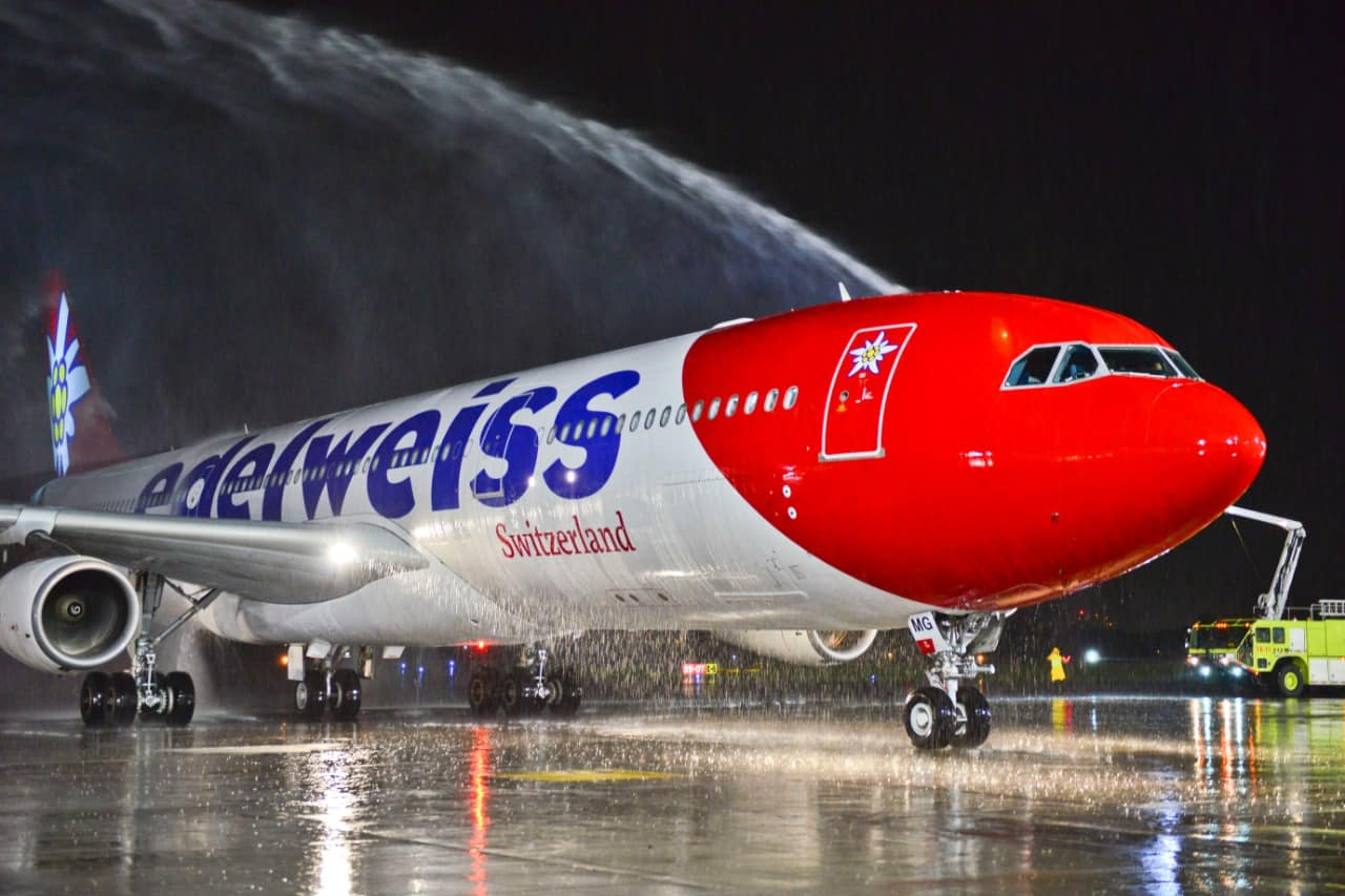 Edelweiss Airlines in Costa Rica